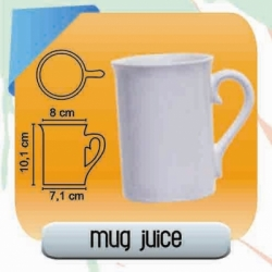 MUG KERAMIK JUICE DECAL