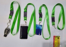 id card green promotion