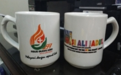Mug Hot Press Promosi Rumah sakit