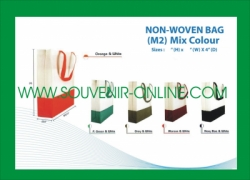 Non Woven Bag Mix Color SO2