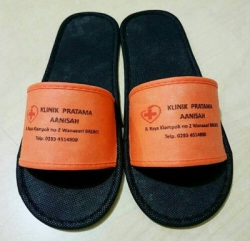 Sandal Edelweiss Hotel Lapis Full Orange 4 mm