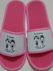 SANDAL WEDDING PINK 4 MM