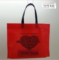 TOTE BAG PRESS PROMOSI