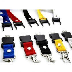 Lanyard Usb Flash Drive 4GB