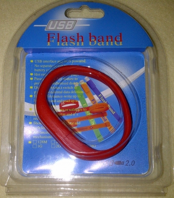large2 usb gelang oval merah