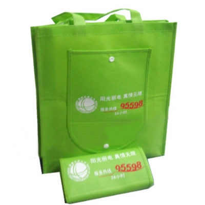 large2 Non Woven Foldable Shopping LIPAT