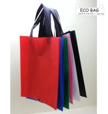 large2 ECO BAG 27.5 X 29 X 10 ALL COLOR