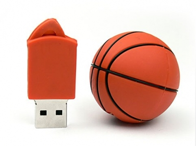 large2 USB RUBBER BASKETBALL
