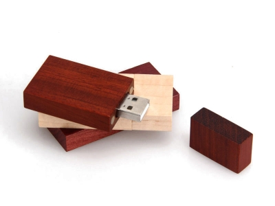 large2 flash disk wood 4gb