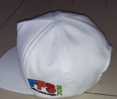 large2 topi wonderfull putih bordir