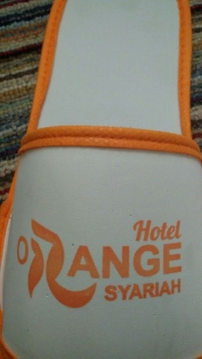 large2 Sandal Hotel orange 4mm