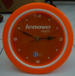 large JAM DINDING lenovo ORANGE