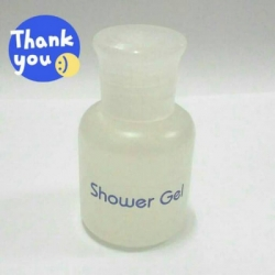 SHOWER GEL BOTOL TOGA 25 ML