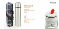 STANDARD VACUUM FLASK 500 ML