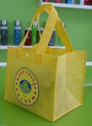 MANUFACTURED  NON WOVEN BAG INDONESIA