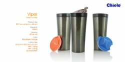 VIPER TRAVEL TUMBLER 450 ML